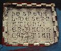 7510 - Venezia - Iscrizione gotica in calle del moriòn - Foto giovnni Dall'Orto, 10-Aug-2007.jpg