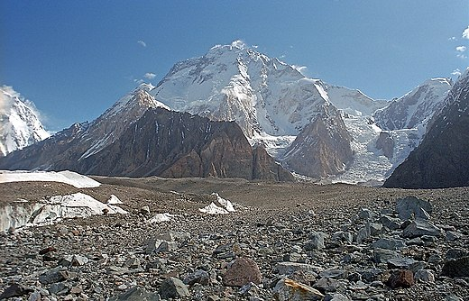 plus haute montagne du monde