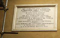 9738 - Firenze, Lapide Palazzo Nasi- Foto Giovanni Dall'Orto, 27-Oct-2007.jpg