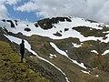 A'Chralaig from the ridge to A'Chioch - geograph.org.uk - 1311463.jpg