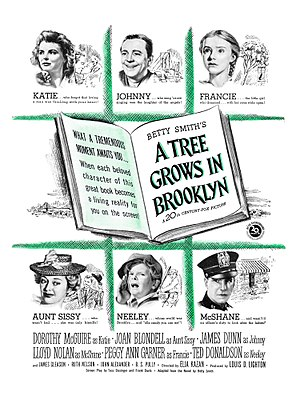 A Tree Grows in Brooklyn (film) - Advertisement (February 1945)
