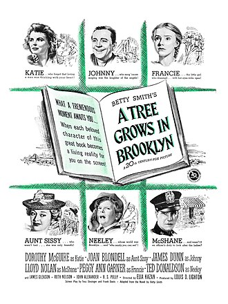 A Tree Grows in Brooklyn (1945 film) - Advertisement (February 1945)