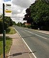 A1033 main road in Camerton.jpg