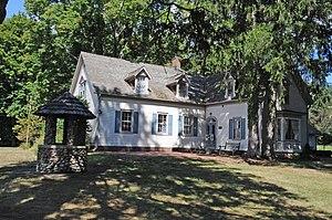 Ackerman-Dewsnap House - Image: ACKERMAN DEWSNAP HOUSE, SADDLE RIVER, BERGEN COUNTY, NJ