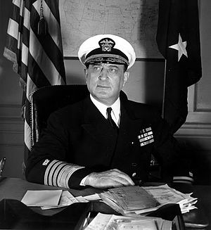 Ben Moreell - Father of The Navy Seabees