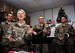 AFCENT band spreads holiday cheer at Bagram 141218-F-CV765-056.jpg