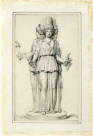 Hecate - Triple Hecate
