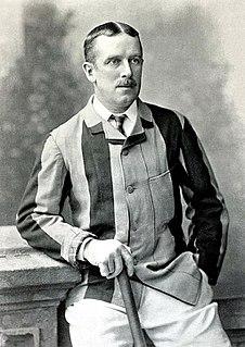 A. N. Hornby English athlete