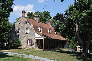 National Register of Historic Places listings in Berkeley County, West Virginia - Image: AR QUA SPRINGS, ARDEN, BERKELEY COUNTY, WV
