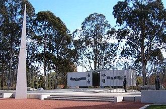 Korean War Memorial, Canberra - Australian National Korean War Memorial