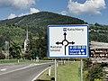 AUT — Land Kärnten — Bezirk Spittal an der Drau — Gemeinde Gmünd in Kärnten (Wegweiser) 2021.jpeg