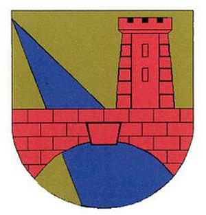 Oberwaltersdorf - Image: AUT Oberwaltersdorf COA