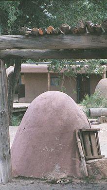 Build A New Mexico Horno