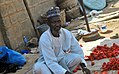 A Nigerian Tomatoes seller on the roadside in Ilorin4.jpg