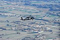 A U.S. Army UH-60M Black Hawk helicopter assigned to Charlie Company, 2nd Battalion, 10th Combat Aviation Brigade, Task Force Knighthawk makes its approach into Forward Operating Base Fenty in Nangarhar 131213-A-MH207-811.jpg