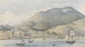 A View of Hobart, Tasmania by Charles Emilius Gold.tif