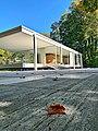 A beautiful morning at the Farnsworth House. (50438835852).jpg