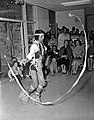 A delegation from the Rosebud Indians presented a series of dances as part of the program during the facility (a Mission 66 (f2d88dcb21614f86b5c734a3c0698afe).jpg