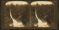A lumber flume bringing lumber six miles from mill to railroad, Oregon, U.S.A, from Robert N. Dennis collection of stereoscopic views.png
