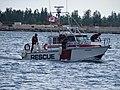 A para-sailing rescue vessel patrols Toronto's busy harbour, 2016 07 03 (4).JPG - panoramio.jpg