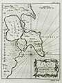 A plan of the Harbour of Troezen and of the Island of Calaurea with the adjacent coast - Chandler Richard - 1776.jpg