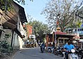 A temple in by lane near Shaniwar Wada.jpg