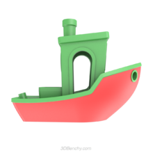 A two colour 3DBenchy, Side view.png