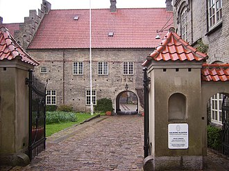 Hospital of the Holy Ghost, Aalborg - The former Hospital of the Holy Ghost, Aalborg, now Aalborg Kloster
