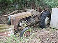 Abandoned tractor, Sandfield Farm - geograph.org.uk - 1022070.jpg