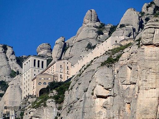 Abbey of Montserrat 01