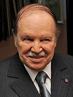 Abdelaziz Bouteflika President of Algeria