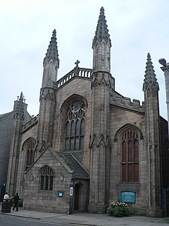St Andrews Cathedral, Aberdeen Church