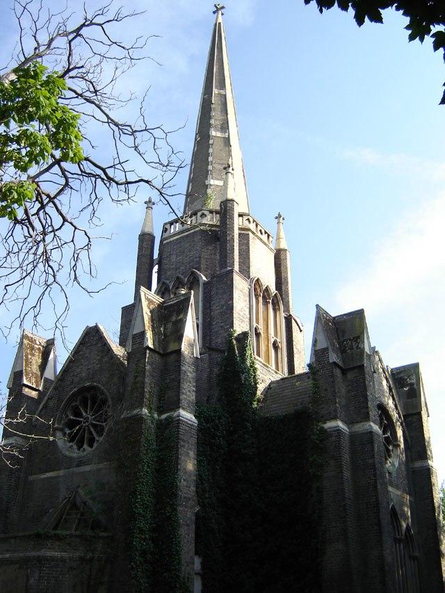 Abney Park Chapel