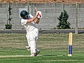 Abridge CC v High Beach CC at Abridge, Essex, England 18.jpg
