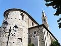 Abside della Chiesa San Michele, Camporosso, Italia - 20080719-02.jpg