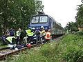 Accident train S.N.C.F. avec une voiture à Genève, Suisse - (2).jpg