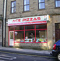 Ace Pizzas - Town Street - geograph.org.uk - 1604630.jpg