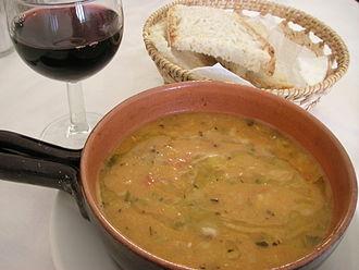 Acquacotta - Acquacotta, bean and minestrone soup