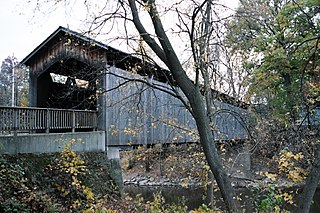 Ada Covered Bridge United States historic place