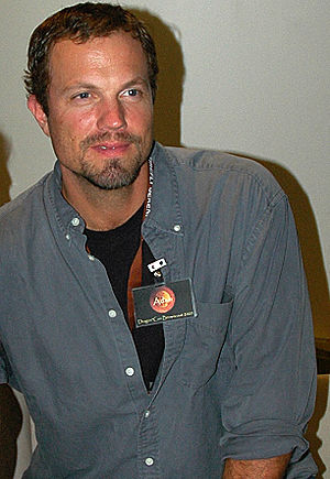 Adam Baldwin at Dragon Con (Atlanta) 2005