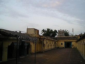 Prakaram - A temple complex prakram