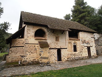 Church of St. Nicholas of the Roof - Agios Nikolaos tis Stegis