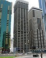 Ahmed Abdul Rahim Al Attar Tower Under Construction on 14 September 2007.jpg