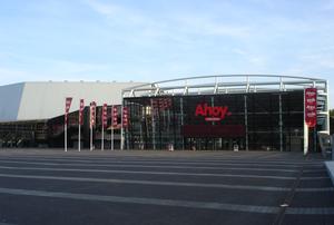 Junior Eurovision Song Contest 2007 - Ahoy, Rotterdam. Venue of the 2007 Junior Eurovision Song Contest.