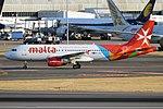 Air Malta, 9H-AEQ, Airbus A320-214 (15834585124) (2).jpg