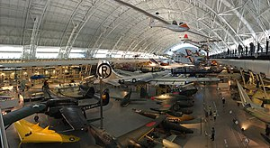 Steven F. Udvar-Hazy Center - Air and Space Museum, South Hall