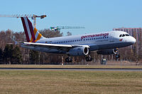 D-AGWU - A319 - Germanwings