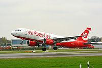 D-ABDP - A320 - Eurowings