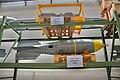 Aircraft rocket and explosive ordnance at Swiss Air Force Museum, Dubendorf (Ank Kumar) 08.jpg