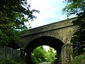 Airedale Railway Line crossing over Gill Lane, Yeadon - geograph.org.uk - 11857.jpg